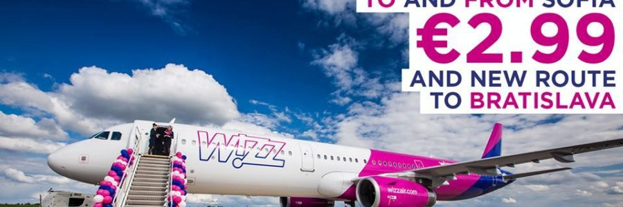 wizzair new route