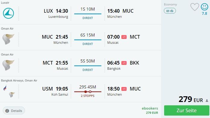 error fare tickets to thailand