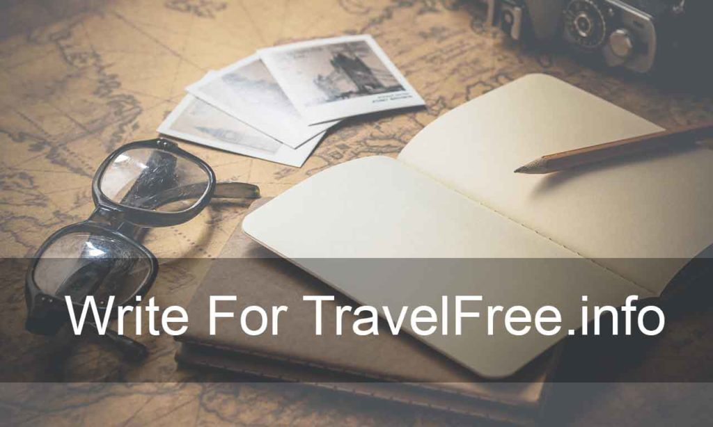 Write For Us - TravelFree