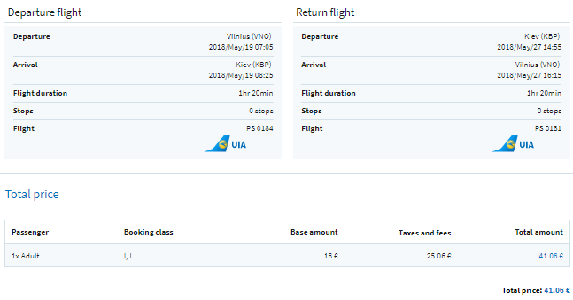 First Minute To Dubai From Kyiv For 70 From Baltics For