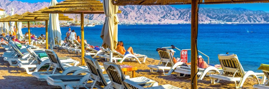 eilat The Sandy Beach