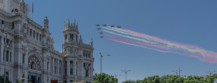 Flights From London To Madrid For 163 32 Travelfree