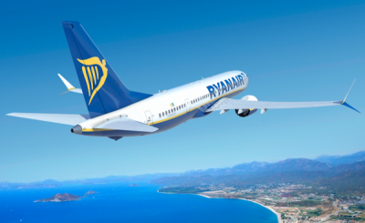 RYANAIR announces 13 NEW ROUTES from ATHENS