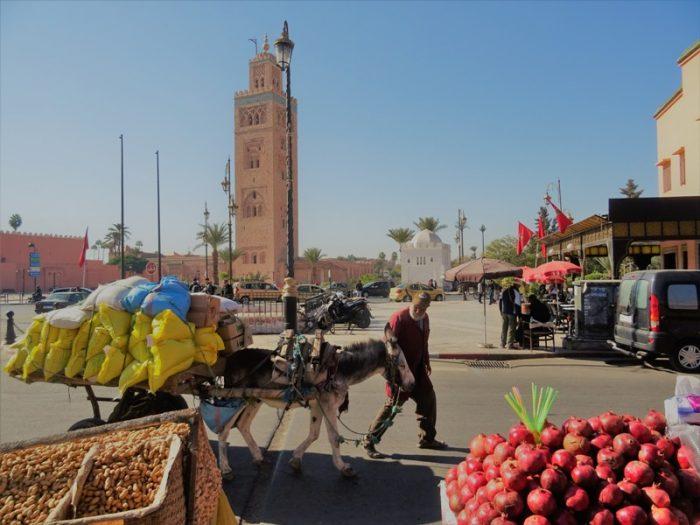 Non Stop Flights From Dublin To Marrakech Morocco For 83