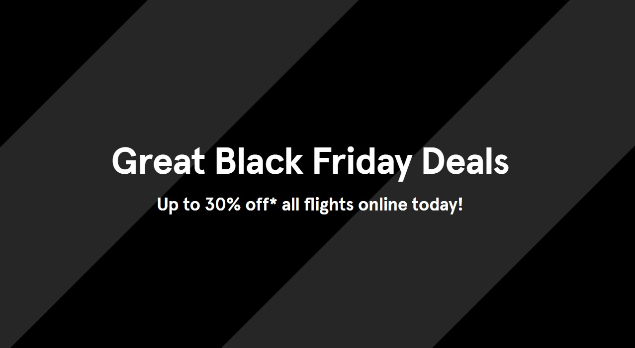 Norwegian Black Friday Sale Flights Up To 30 Off Travelfree