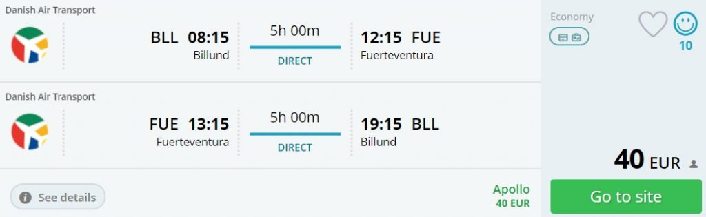 last minute billund canary islands