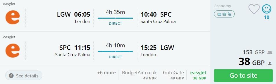 easyjet flights london gran canaria