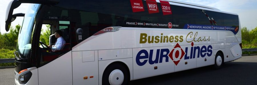 autobus - Eurolines