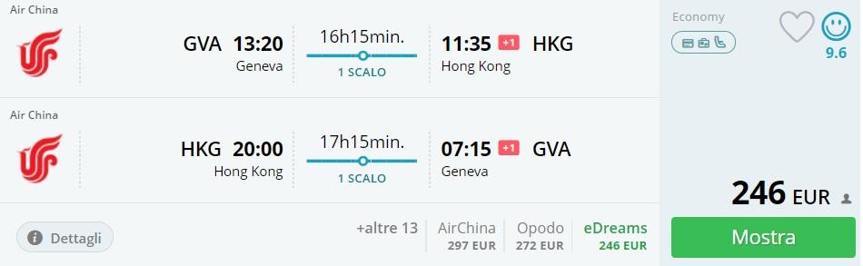 cheap flights geneva hong kong