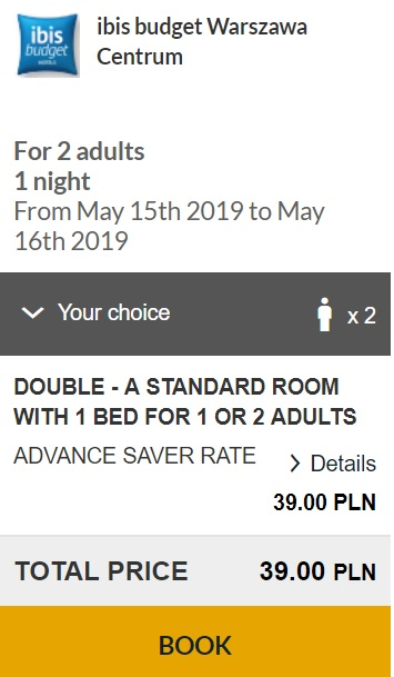 Ibis Hotel PROMO hotels in Poland