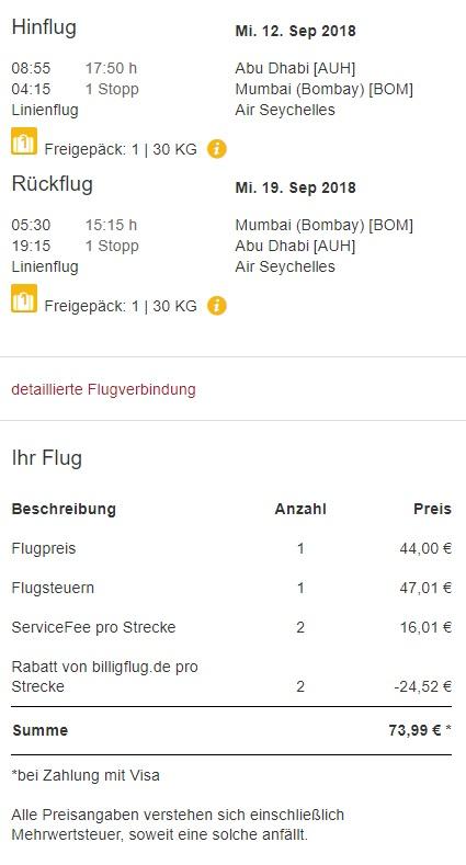 error fare flights abu dhabi mumbai india