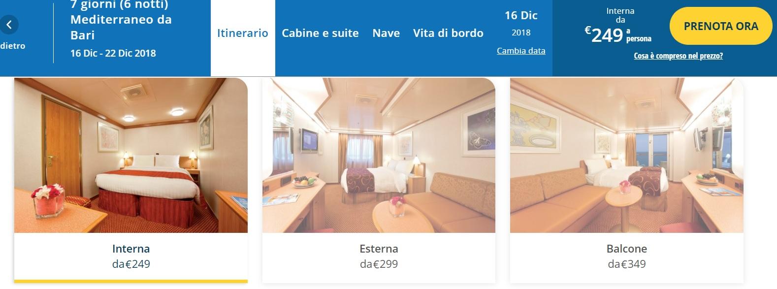 cruise Italy, Greece, Montenegro, Croatia