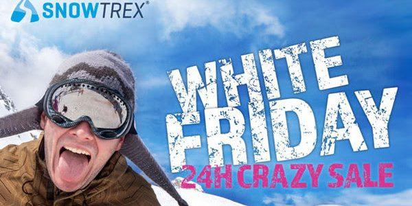snowtrex black friday sale