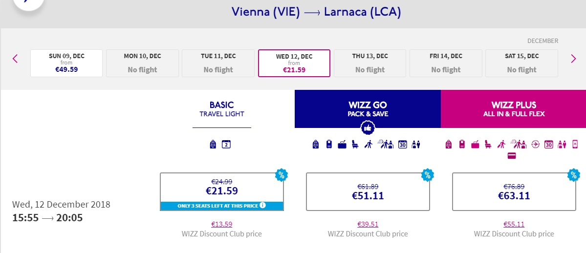 Wizz Air Black Friday Sale 2018 Travelfree