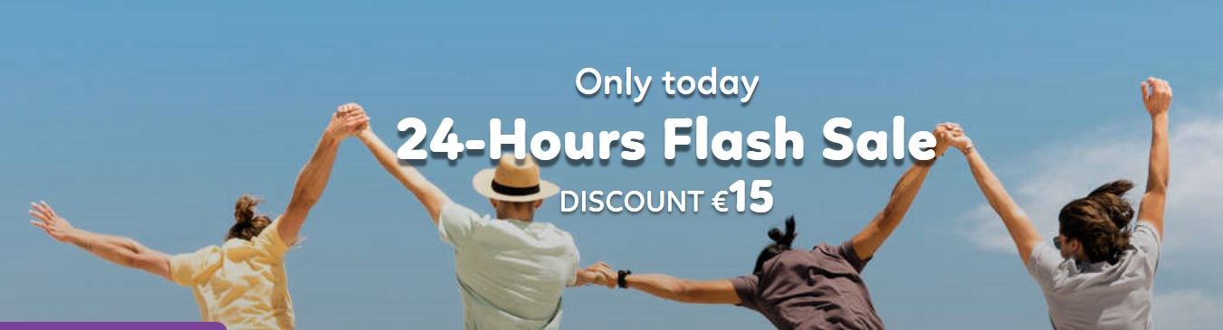 Vayama Ie Promotion 15 Discount On All Destinations From