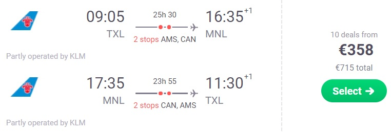 cheap Flights from Frankfurt to Manila PHILIPPINES