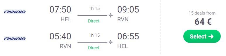 cheap flights helsinki lapland