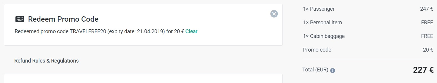 KIWI COM PROMO CODE €10 OFF! - TravelFree