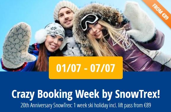 snowtrex promo discount