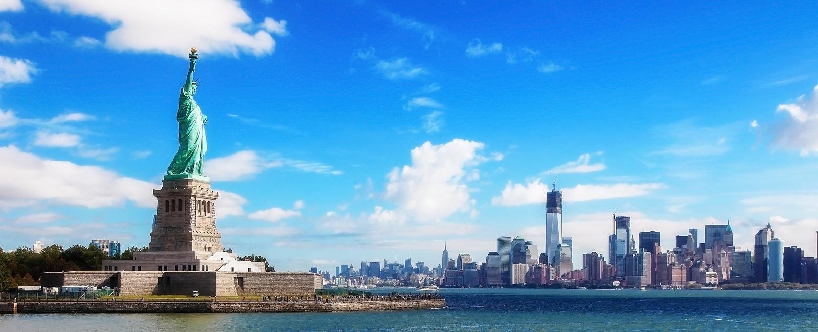 Panorama On Manhattan, New York City - TravelFree