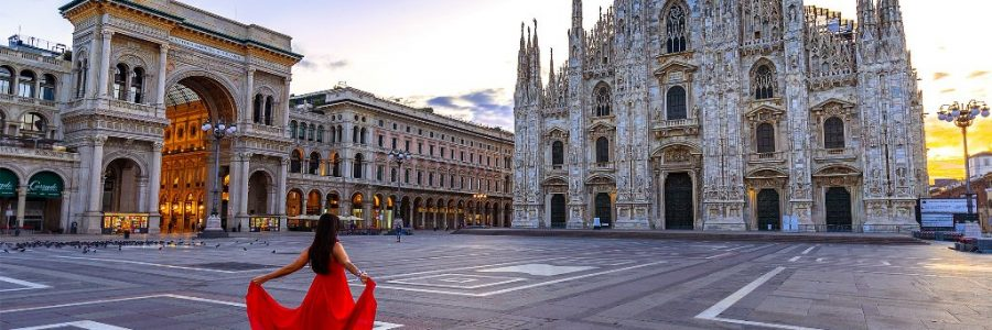Carefully selected Milan hotels