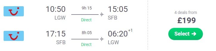 cheap flights london orlando