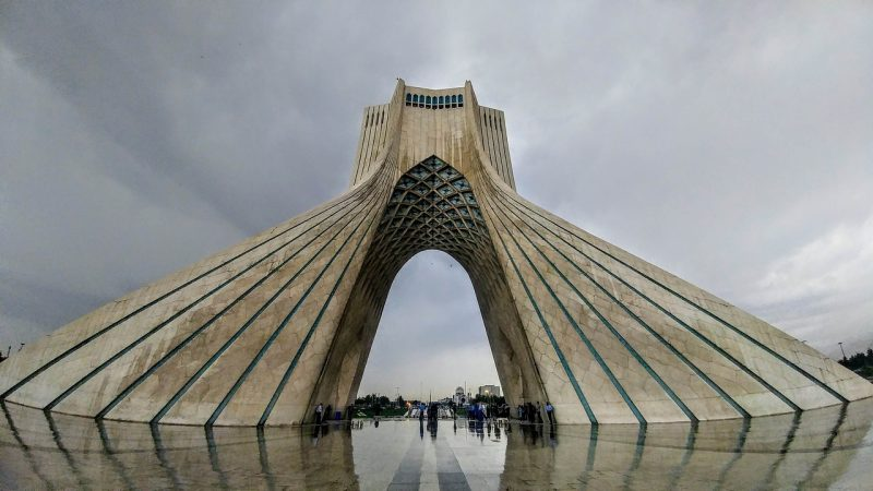 best places to visit in tehran iran