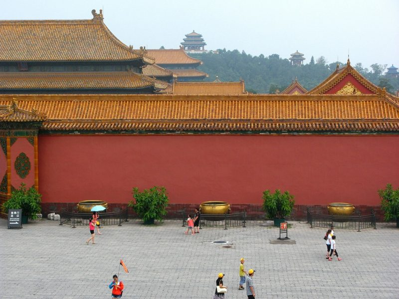 best places to visit in china
