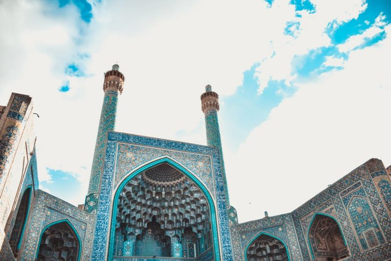 the best places to visit in IRAN