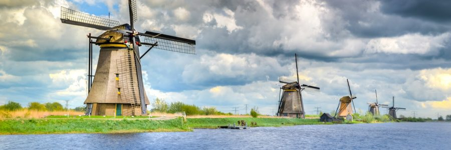 Netherlands_kinderdijk