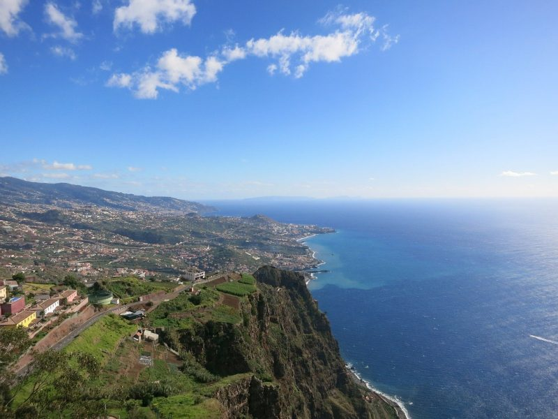 places to visit in MADEIRA