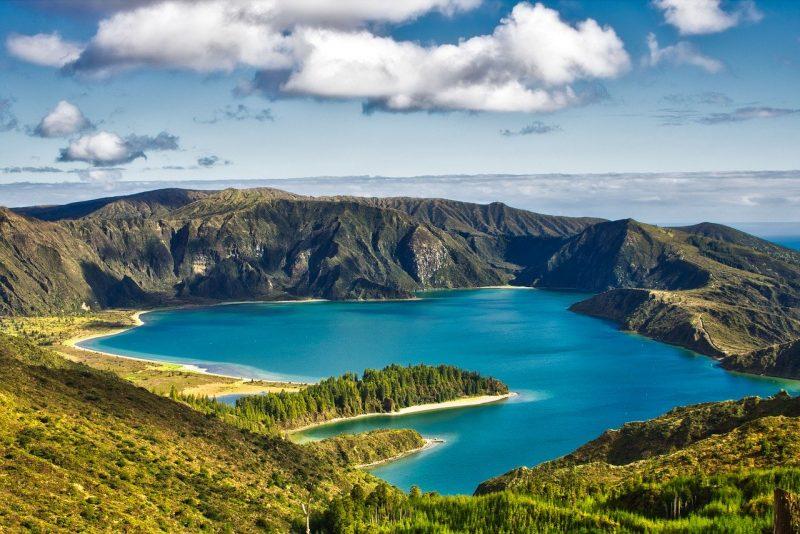 azores island