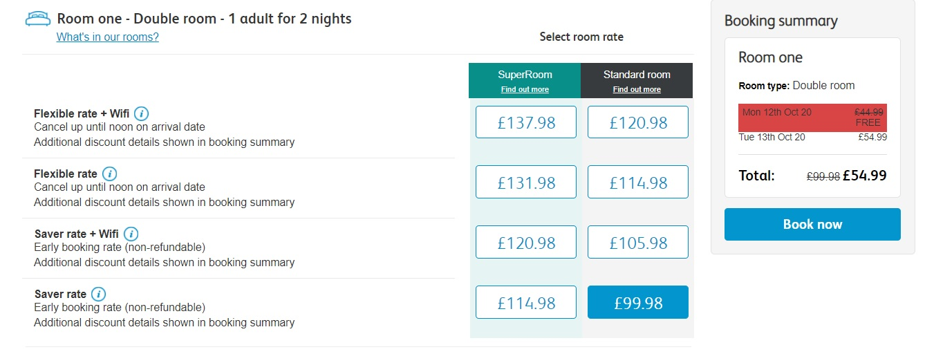travelodge promo code 2020
