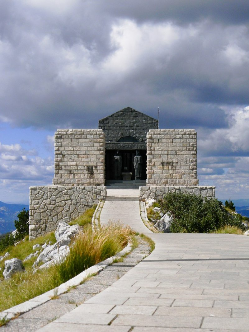 best places to visit in MONTENEGRO