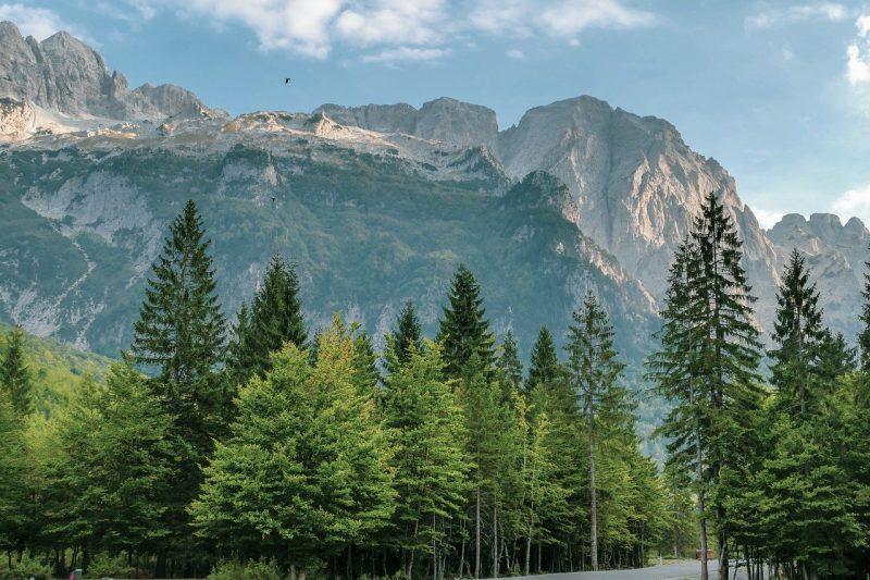 National Park Prokletije montenegro