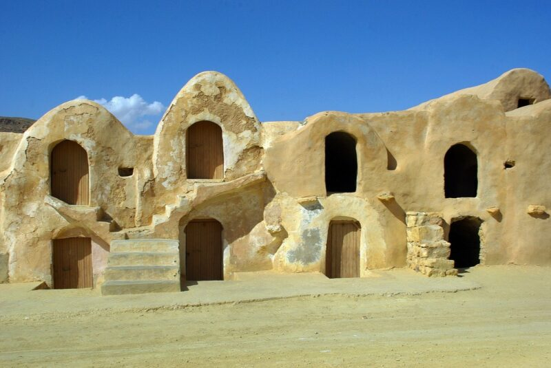 places to visit in TUNISIA