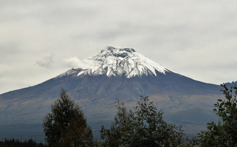 Hike Cotopaxi Volcano