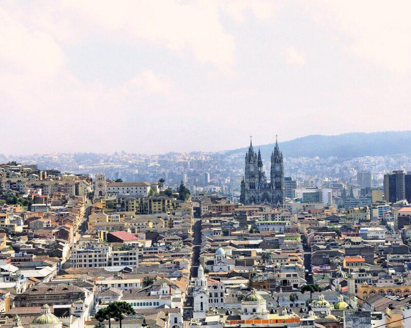 Visit Quito