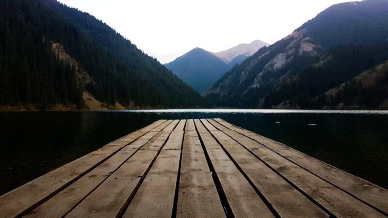 kolsai lakes kazakhstan