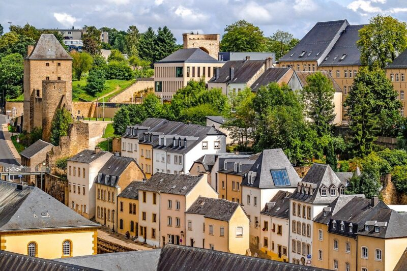 Larochette luxembourg